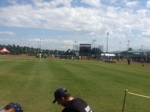 Invictus Games track and field