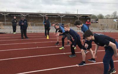 June 16th and 17th Sedgemoor Target Sprint Training