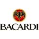 Bacardi % ABV 37.5