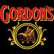 Gordan's % ABV 37.5